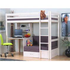 Kombination Aus Bett Schrank Und Schreibtisch 27xd1t03 Combi