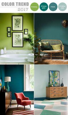 Une Idée Originale De Salon Avec Un Beau Parquet Et Un Beau Mur En - Carrelage i colori