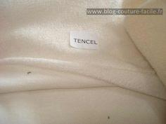tissu tencel pour lingettes lavables