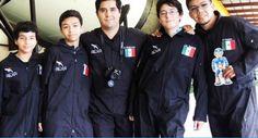 """ONE: El equipo mexicano """"Jet Mars"""" conquista el segundo lugar en concurso de la NASA"""