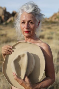 Sarah Jane Adams, Joshua Tree | ADVANCED STYLE | Bloglovin'