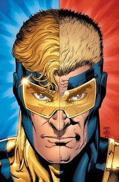 Convergence: Booster Gold #1 by DAN JURGENS and DANNY MIKI
