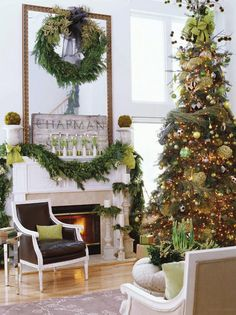 This is the inspiration behind my christmas decor!