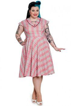 Hell Bunny Carol 50s Retro Jurk : Dameskleding - Retro en Vintage kleding online | Looks Like Vintage
