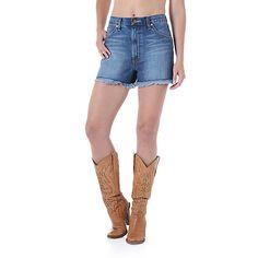 Wrangler® Cowboy Cut® Women's High Waisted Short