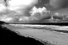Black and White Mandalay BeachWestern Australia by Joanouk on Etsy, $25.00