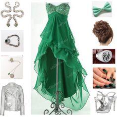 Slytherin prom