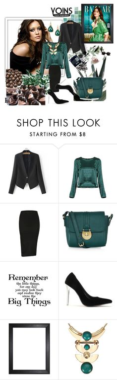 """""""YOINS II / 6"""" by ramiza-rotic ❤ liked on Polyvore featuring мода, Accessorize, women's clothing, women, female, woman, misses, juniors и yoins"""