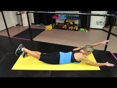 How to Perform Safe Lower Back Exercises : Fitness Tips for Women