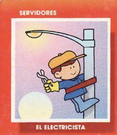Imágenes de oficios y profesiones Servidores Públicos