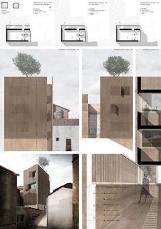 Ipostudio Architetti, Eutropia, Luca Barontini, Alessio Bonvini, Alessio Orrico, Giacomo Marchionni · INNESTO - RISCRITTURA - ADDIZIONE - EX NOVO