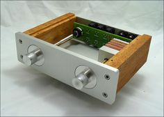 High Quality Passive Preamplifiers