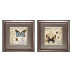 Propac Images 23-in W x 23-in H Nature Framed Art
