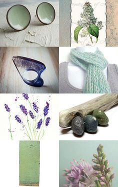 Minty Lilac