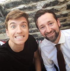 Great lunch with Greg James after measuring him up for his bespoke suit Bespoke Clothing, Bespoke Suit, Lunch, Suits, Couple Photos, Couples, Clothes, Couple Shots, Outfits