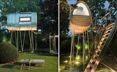 Empresa de arquitetura cria casa sobre lagoa artificial