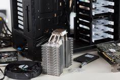 Nachrüsten eines Kühlers für PC-Gehäuse und CPU leichtgemacht