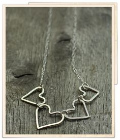 Love this necklace, it is simple and yet so lovely. I would layer it with some turquoise!