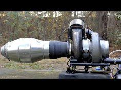 Home-built Gas Turbine Turbojet Engine - Documentary Gas Turbine, Turbine Engine, Jet Motor, Physics Laws, Rocket Mass Heater, Experimental Aircraft, Chevy Chevelle, Jet Engine, Alternative Energy