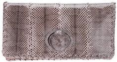 I'm obseesed with this BOTTEGA VENETA SNAKESKIN CLUTCH. Doesn't get much better. Make an offer!