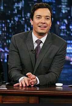 Jimmy Fallon is hilarious!!