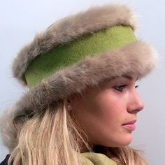 Tweed, Faux Fur, Winter Hats, Wool, Fashion, Moda, La Mode, Fasion, Fashion Models