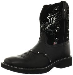 Justin Boots Women's Gypsy Collection Western Boot -- This is an Amazon Affiliate link. Check out the image by visiting the link.