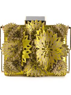 Comprar Tonya Hawkes clutch con aplicaciones florales en Russo Capri from the world's best independent boutiques at farfetch.com. Shop 300 boutiques at one address.