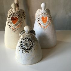 Clay Art Projects, Ceramics Projects, Polymer Clay Projects, Diy Clay, Clay Crafts, Ceramic Pottery, Ceramic Art, Keramik Design, Pottery Handbuilding