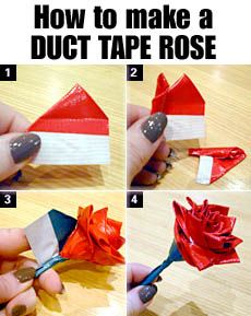 Didnt know if this should go in Fun Things or in Arts and Crafts.you have to be crafty to do it, so here it is! Also shows how to make a Duct Tape Wallet. Cute Crafts, Crafts To Do, Crafts For Kids, Arts And Crafts, Paper Crafts, Adult Crafts, Easy Crafts, Duct Tape Projects, Duck Tape Crafts