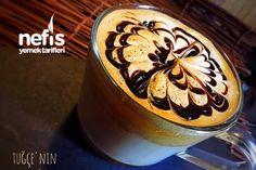 Bol Köpüklü Sütlü Kahve (Favoriniz Olacak) Coffee Love, Coffee Break, Kitchen Time, Food Words, Beverages, Drinks, Love Chocolate, Recipies, Food And Drink