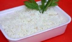 Jovens do milênio: Dica de arroz básico para o almoço para quem mora ...