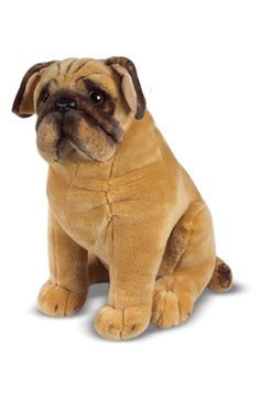 Melissa & Doug Oversized Pug available at #Nordstrom