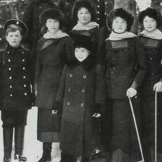 The Romanov Children. Beleef cultuurhistorie: www.desteenakker.nl