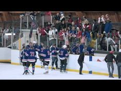 Because I play beer league hockey, this commercial makes me smile. The Budweiser commercial set to air in Canada during the Super Bowl. The spot features 2 hockey teams, The Amigos & Generals playing in Port Credit Arena in Mississauga, Continue Reading → Hockey Games, Hockey Mom, Hockey Players, Hockey Stuff, Softball, Baseball, Super Bowl, Budweiser Commercial, Canada Hockey