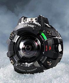 "CASIO Compact Digital Camera ""G'z EYE"" GZE-1BK"