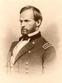 General William Sherman - Civil War Hero & Indian Fighter
