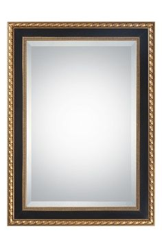 Uttermost 'Adrian' Rectangular Wall Mirror available at #Nordstrom