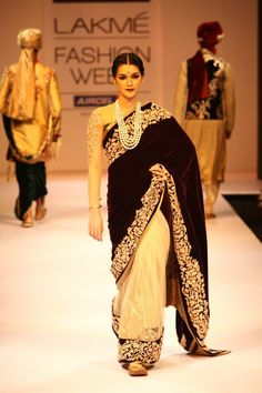 Asian Fashion Blog-Shyamal and Bhumika's Maharaja collection, 2012