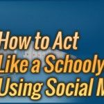 How to Act Like a Schoolyard Bully Using Social Media