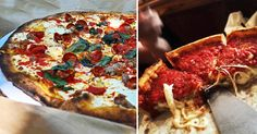 A Chicago chef and an NYC chef face off about which city makes the best pie.