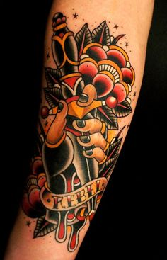 Inspirational Tattoo Design #3 - Inspirational Post #5 - Amazing Tattoo Design by Sa Jin
