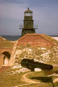 TORTUGAS HARBOR (FORT JEFFERSON) LIGHT