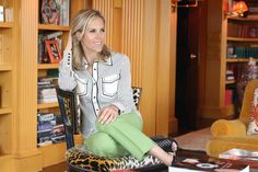 5. Tory Burch - The 5 Most Admirable Women in the Fashion Industry | Her Campus