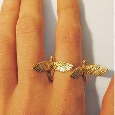 Fab.com Two Birds Ring