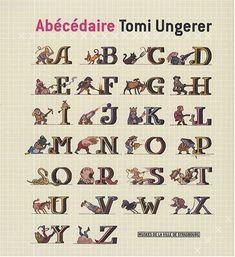 Abécédaire Tomi Ungerer