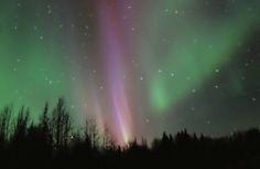 Aurora Borealis - Northern Scotland