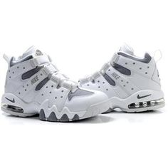 low priced eebe3 5929c Charles Barkley Shoes · Nike Air Max 2, Nike Air Max Mens, Tenis Basketball,  Black Basketball Shoes