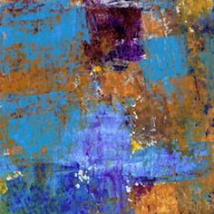 Abstract 2 Painting Print on Wrapped Canvas