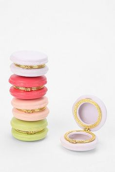 Macaron Box - aren't you the cutest thing I ever did see?
